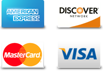 Brown and Reaves Services, Inc. Accepted Credit Cards